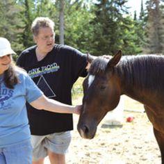 Horse therapy program in Bemidji helps clients face challenges  http://www.grandforksherald.com/accent/health/3804700-horse-therapy-program-bemidji-helps-clients-face-challenges?utm_content=buffer15cb0&utm_medium=social&utm_source=pinterest.com&utm_campaign=buffer #mentalhealth #equinetherapy