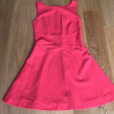 Authentic Orange Prada Dress Size 40/2 Authentic Orange Prada Dress Size 40/Size 2. Preloved by a supermodel and the only person to ever wear it  Prada Dresses Mini