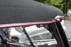 1940 Ford Convertible Coupe - Binding and Welting Tip - LeBaron Bonney Company: www.lebaronbonney.com (09)