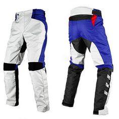 Motocross de hombres que corre pantalón de pantalones con rodilla protectora para duhan dk-015