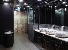 Restaurant Asia, designed by Metropolis arkitektur & design. www. Bathroom Installation, My Dream Home, Dream Homes, Bathtub, Interior, Projects, Design, Bathrooms, Restaurants
