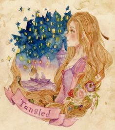 /Rapunzel (Tangled)/#1249643 - Zerochan