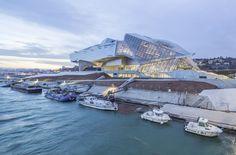 MUSÉE DES CONFLUENCES IN LYON by COOP HIMMELB(L)AU as Architects
