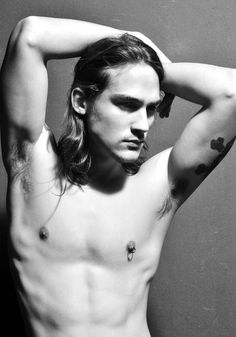 Gustavo Krier by Daniel Rodrigues.....I do so love this man!