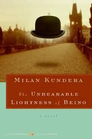 Unbearable Lightness of Being, Kundera Books You Should Read, Books To Read, Reading Lists, Book Lists, Reading Habits, Milan Kundera, Books For Teens, Teen Books, The Villain
