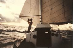 Atom Voyages - First Circumnavigation Sailing Photos Page One