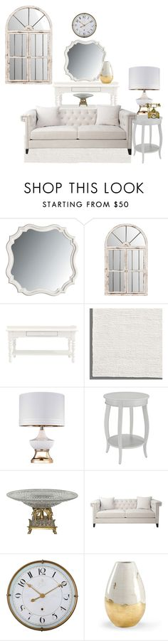 """Untitled #2555"" by nefertiti1373 on Polyvore featuring interior, interiors, interior design, home, home decor, interior decorating, Stanley Furniture, Restoration Hardware, Home Decorators Collection and Alouette"