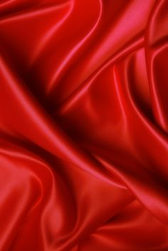 Seidenstoff in Rot (Farbpassnummer Kerstin Tomancok / Farb-, Typ-, Stil & Im… Silk fabric in red (color pass number Kerstin Tomancok / Color, Type, Style & Image Consulting