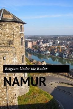 Namur is the capital of the province of Namur and Wallonia. The one major highlight of this old city is its massively impressive Citadel. Most Beautiful Cities, The Province, Photo Essay, Old City, Exploring, Paris Skyline, Places To Go, National Parks, Photos