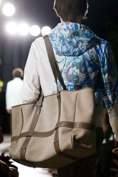 Hermès Spring 2016 Menswear Fashion Show Details