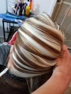 Foil Highlights, Hair Hacks, Color Trends, Haircolor, Hairstyles, Long Hair Styles, Beauty, Hair, Hair Color