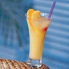 Refreshing Summer Cocktails | Planter's Punch  | MyRecipes