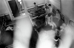 They were made by George Georgiou who worked in Kosovo and Serbia between 1999 and Scary photos. They were made by George Georgiou who worked in Kosovo and Serbia betwee Mental Asylum, Insane Asylum, Eugene Richards, Psychiatric Hospital, Abandoned Asylums, Photo Essay, What Is Life About, Human Body, Hospitals