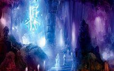 underdark cave