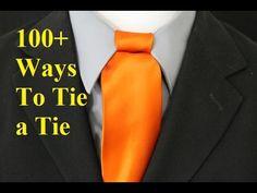 Zo knoop je een das op honderd manieren - Het Nieuwsblad