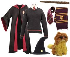 Hermione costume, harry potter style, harry potter outfits, harry p Harry Potter Printables, Harry Potter Style, Harry Potter Decor, Harry Potter Outfits, Hermione Granger Halloween Costume, Hermione Costume, Harry Potter Party Decorations, Hogwarts, Harry Potter Painting