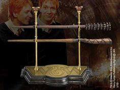 Fred and George's wands. I am seriously considering buying these despite the $80 price tag...