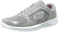 Skechers Performance Women's Go Walk 2 Flash Gym Walking Shoe - Leather, Synthetic Imported Rubber sole Leather, Synthetic rubber sole Textile, leather & synthetic upper Lace-up closure for a secure fit Padded tongue & collar Holiday Shoes, Skechers Performance, Best Walking Shoes, Cheap Sneakers, Cheap Shoes Online, Comfortable Sneakers, Only Shoes, Clearance Shoes, Beautiful Shoes