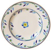 Tiny Plate Forget Me Not