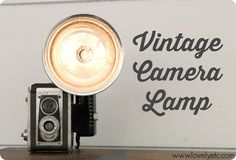 I bought my first vintage camera from a yard sale six years ago for $8. It was a Kodak Brownie Hawekeye with attached flash and I thought it was just about the coolest thing in the world. Sometime that very same day I also thought wouldn't it be amazing if I could turn that big …