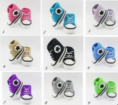 Crochet Baby Booties Crochet Converse Baby Booties Pattern Free - You will love this Crochet Converse Baby Booties Pattern Free and we have included a video tutorial to show you how. Check out all the fabulous ideas now. Booties Crochet, Converse En Crochet, Crochet For Boys, Newborn Crochet, Crochet Baby Booties, Crochet Slippers, Baby Blanket Crochet, Baby Converse, Converse Style