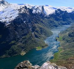 Fiordes Noruega 2016 (foto internet)