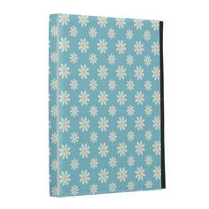 Blue Daisies Floral Pattern iPad Folio Case lowest price for you. In addition you can compare price with another store and read helpful reviews. BuyDiscount Deals          	Blue Daisies Floral Pattern iPad Folio Case Online Secure Check out Quick and Easy...