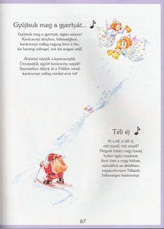 Idesüss - Zsuzsi tanitoneni - Picasa Webalbumok Projects For Kids, Map, Album, Songs, Education, Advent, Winter, Christmas, Winter Time