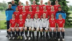 Norway Women | Norway Women's National Football Team, Women's World Cup 2011 Squad ...