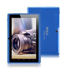 Chollo en Amazon: Tableta de 7 pulgadas con 16GB de almacenamiento iRulu eXpro por solo 42,99€ (un 20% de descuento sobre el PVR y precio mínimo histórico)