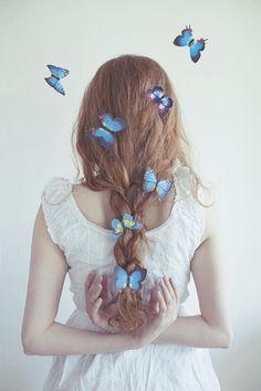 'Butterfly catcher' by Maja Topčagić on 500x