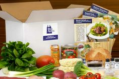 Create a masterpiece dish...Enter to win AFCopycatRecipe's giveaway for one recipe box from Blue Apron