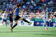 Seattle Reign FC - Nahomi Kawasumi