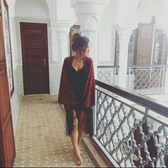 #morocco #marrakech #traveling #traveladdict #dream #love #bohemian #kimonos