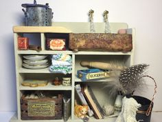 A personal favourite from my Etsy shop https://www.etsy.com/uk/listing/494406568/dolls-house-miniature-kitchen-furniture