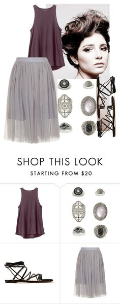 """Untitled #120"" by emelie-mely on Polyvore featuring Angelo, RVCA, Topshop, Gianvito Rossi, women's clothing, women, female, woman, misses and juniors"