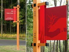 Gecko Group - Philadelphia Communications Graphics Design Firm | Elk Country Visitor Center