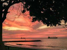 Santa Marta, Celestial, Sunset, Outdoor, Colombia, Outdoors, Sunsets, Outdoor Games, The Great Outdoors
