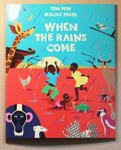 Creative Review - Malika Favre illustrates for Malawi Mothers charity