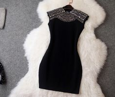 Lbd with a little extra sparkle