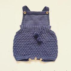 Baby Knitting Patterns Top Baby Knitting Patterns Baby knitting patterns: The Sailor Romper Suit by Sofie B… Knitting Patterns Boys, Knitting For Kids, Baby Patterns, Suit Pattern, Romper Pattern, Romper Suit, Baby Boy Romper, Knitted Romper, Culottes