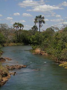 Rio Pandeiros- Januária- Minas Gerais- Brasil