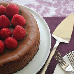 New York Style Chocolate Cheesecake | Emerils.com