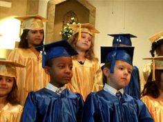 Kindergarten Graduation Song -  I AM A PROMISE (GOD'S PROMISE)