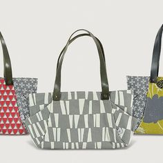 New #patterns for @Irema bags