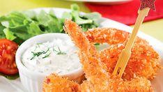 Crevettes coco peuvent être faite 3 semaines à l'avance.
