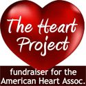 This blogger is raising money for the American Heart Association by sharing heart-themed art projects her preschool-age kids do! Her goal is to have 100 bloggers join the project; please pass this along!