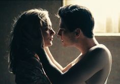 """Nora Arnezeder and Ben Barnes as Celine and the Young Man in, """"The Words.""""   ----  Check out my latest review on The Resident Artist!"""