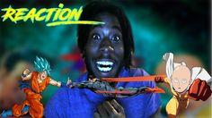 Superman Vs Goku Vs Saitama Animation Reaction: Anime Death Battle
