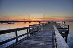 Salem Willows Pier